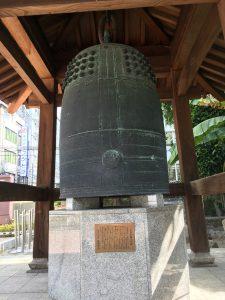 大谷本願寺梵鐘